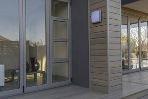 New Tech Wood Composite Cladding