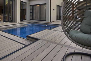 New Tech Wood Composite Decking