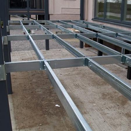 Steel Deckframe