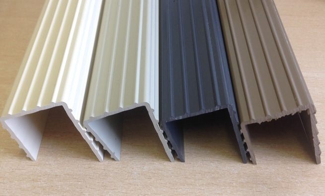 UPVC Decking Edge Strip