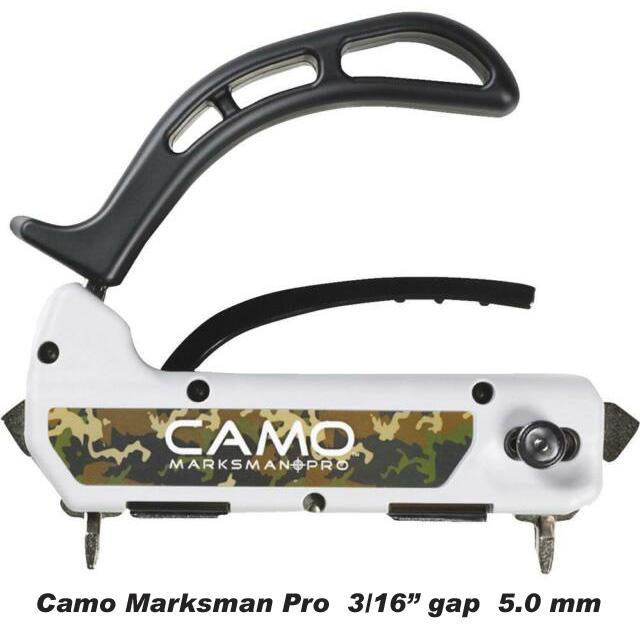 """CAMO Hidden Deck Fastener 3/16"""" gap 5.0 mm"""