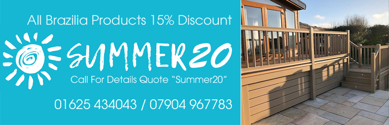 Brazillia Decking Offer