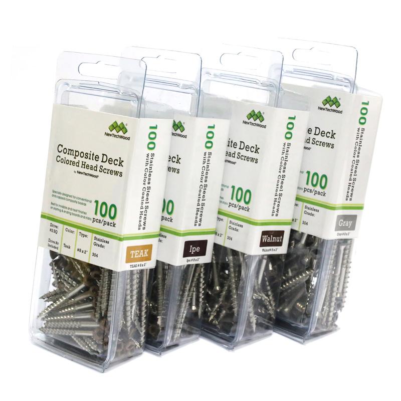UltraShield Coloured Screws For Sale